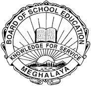 Meghalaya MBOSE Board HSSLC Time Table