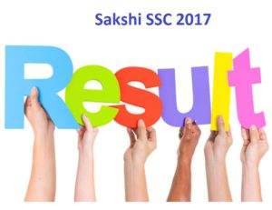 Sakshi SSc Result 2017