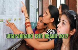 UK Board 12th Results 2017
