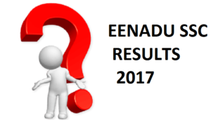SSC Results EENADU 2017