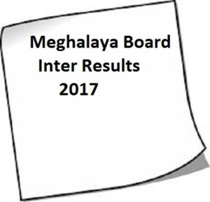 MBOSE 12th Result 2017