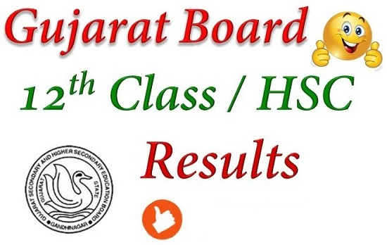 Gujarat Board 12th Class Result 2018