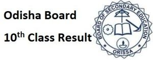 Orissa 10th Result 2018