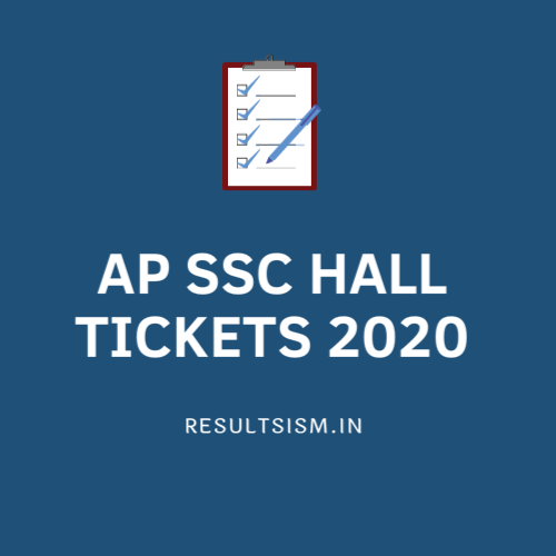 AP 10th class (SSC) Hall tickets 2020 Download Manabadi at bseap.org