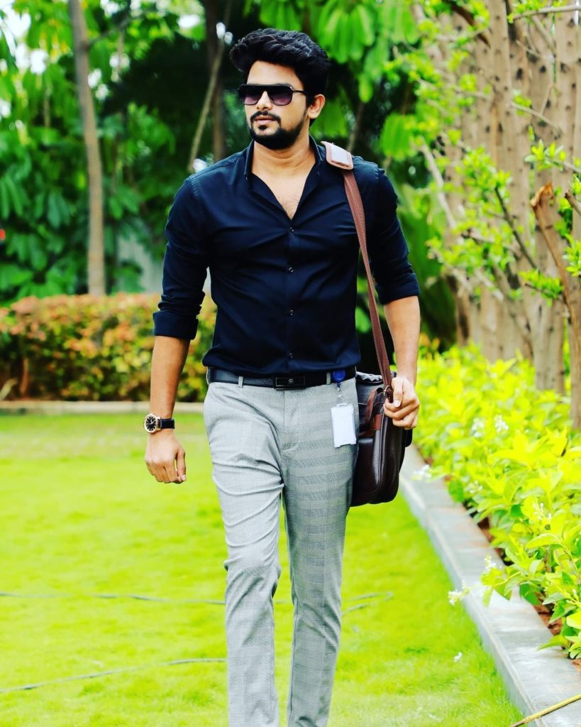 VJ Sunny, Contestant of BiggBoss 5 Telugu is a journalist-turned-actor who participated in one of the most popular Indian reality show from Tollywood.